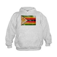 Zimbabwe Flag Hoodie