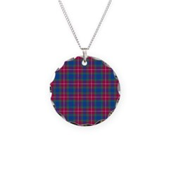 Tartan - Fraser of Lovat Necklace