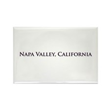 Napa Valley, California Rectangle Magnet (10 pack)