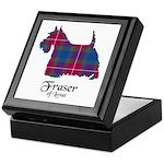Terrier - Fraser of Lovat Keepsake Box