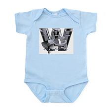 Heavy Metal W Infant Creeper