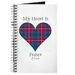 Heart - Fraser of Lovat Journal