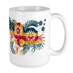 Alaska Flag Large Mug