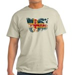 Alaska Flag Light T-Shirt