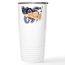 American Samoa Flag Travel Mug