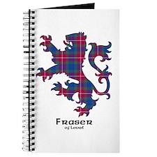 Lion - Fraser of Lovat Journal