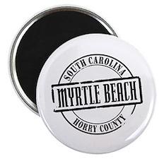 Myrtle Beach Title Magnet
