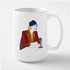 Hallie Flanagan Davis HUAC Large Mug