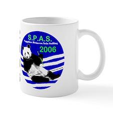 Sapphire S.P.A.S. Logo design - Mug