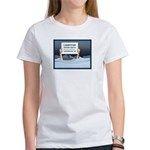 Anchorage AK Record Snow Women's T-Shirt