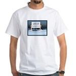 Anchorage AK Record Snow White T-Shirt