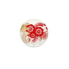 Bahrain Flag Mini Button (10 pack)