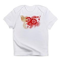Bahrain Flag Infant T-Shirt