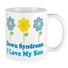 Down Syndrome Son Mug