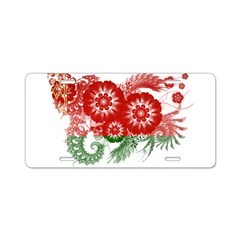 Belarus Flag Aluminum License Plate