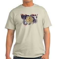 Belize Flag Light T-Shirt