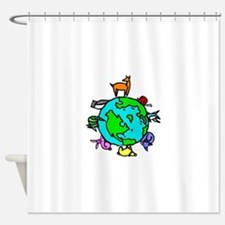 Animal Planet Rescue Shower Curtain