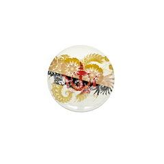 Brunei Flag Mini Button (100 pack)