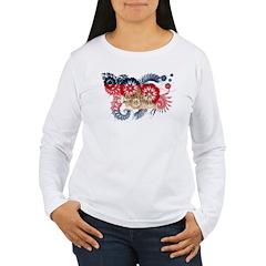 Cambodia Flag T-Shirt