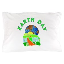 Earth Day Home Pillow Case