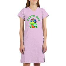 Earth Day Home Women's Nightshirt