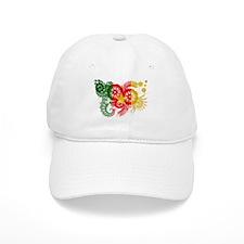 Cameroon Flag Cap