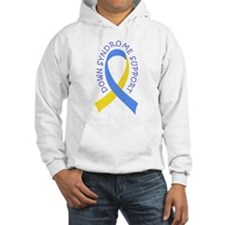 Down Syndrome Support Hoodie