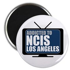 Addicted to NCIS: Los Angeles Magnet