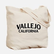 Vallejo California Tote Bag