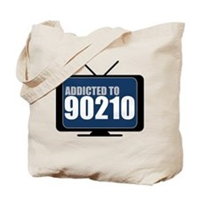 Addicted to 90210 Tote Bag