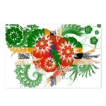 Dominica Flag Postcards (Package of 8)