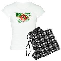 Dominica Flag Pajamas