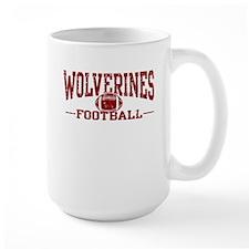Wolverines Football Mug