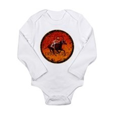 Derby Daze - Kentucky Derby G Long Sleeve Infant B