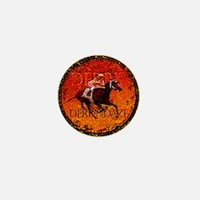 Derby Daze - Kentucky Derby G Mini Button