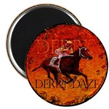 Derby Daze - Kentucky Derby G Magnet