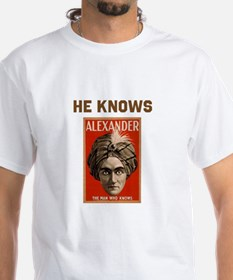He Knows Shirt