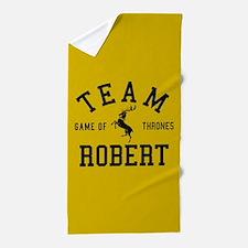 GOT Team Robert Beach Towel