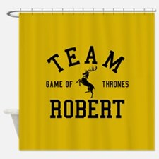 GOT Team Robert Shower Curtain