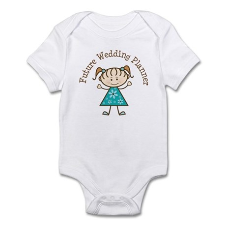 Future Wedding Planner Girl Infant Bodysuit