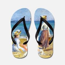 Renoir Beach Flip Flops