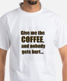 Coffee Threat - Shirt