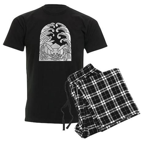 hana usagi Men's Dark Pajamas