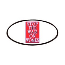 Stop the War on Women Patches