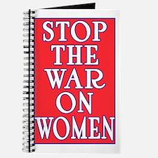 Stop the War on Women Journal