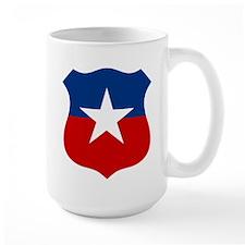 Chilean Roundel Mug