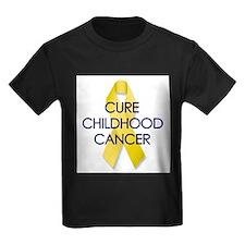 goldribboncure T-Shirt