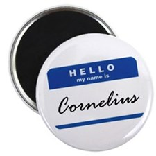 Hello, my name is Cornelius... Magnet