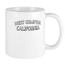 West Compton California Mug