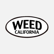 Weed California Patches